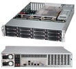Supermicro SuperChassis SC826BE26-R1K28LPB